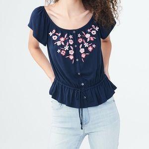 Aeropostale | Floral Shirt
